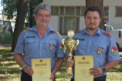 Csapatban második helyezett lett a Pest megyei csapat