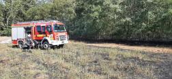 az oltásban résztvevő tűzoltók