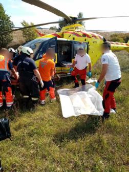A monori tűzoltók végzeték a műszaki mentési feladatokat