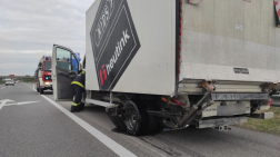 Az M5-ös autópályán történt a baleset