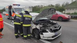 A dabasi tűzoltók végezték a műszaki menési feladatokat.